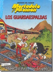 P00029 - Mortadelo y Filemon  - Los guardaespaldas.howtoarsenio.blogspot.com #29