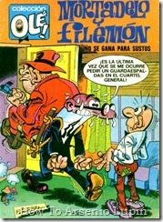 P00101 - Mortadelo y Filemon  - El plano de Ali-gusa-no.howtoarsenio.blogspot.com #101