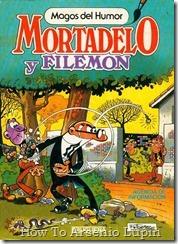 P00106 - Mortadelo y Filemon  - Agencia de informacion.howtoarsenio.blogspot.com #106