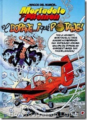 P00177 - Mortadelo y Filemon  - El dopaje que potaje.howtoarsenio.blogspot.com #177