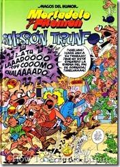 P00164 - Mortadelo y Filemon  - Mision triunfo.howtoarsenio.blogspot.com #164