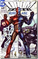 P00005 - Doom Patrol v4 #5
