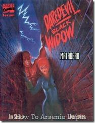 P00008 - Daredevil y Viuda negra - Matadero #8