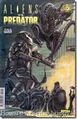 P00004 - Aliens vs Predator #5