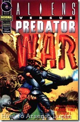 Aliens vs Predator - War