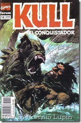 P00014 - Kull el conquistador #14