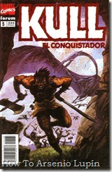 P00005 - Kull el conquistador #5