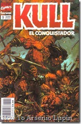 P00009 - Kull el conquistador #9