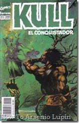 P00011 - Kull el conquistador #11