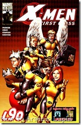 P00013 - X-Men First Class v2 #12