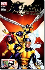P00016 - X-Men First Class v2 #15