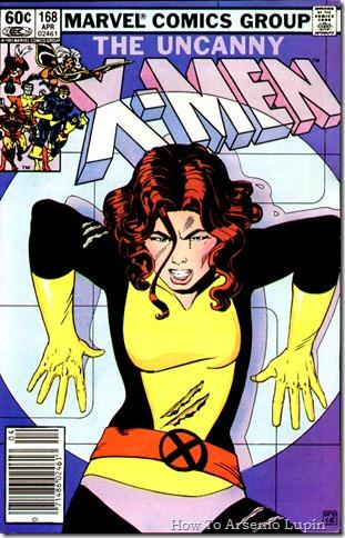 2011-04-10 - X-Men - Desde las Cenizas