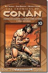 P00010 - Las Crónicas de Conan  - Cuando los Gigantes Caminaban Sobre la Tierra.howtoarsenio.blogspot.com #10