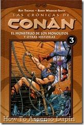 P00003 - Las Crónicas de Conan  - El Monstruo de los Monolitos.howtoarsenio.blogspot.com #3