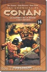 P00014 - Las Crónicas de Conan  - La Sombra de la Bestia.howtoarsenio.blogspot.com #14