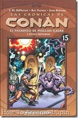 P00015 - Las Crónicas de Conan  - El Pasadizo de Mullah-Kajar.howtoarsenio.blogspot.com #15