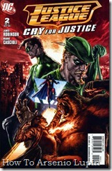 P00002 - JLA - Cry For Justice #7