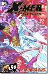 P00004 - X-Men First Class - Finals #4