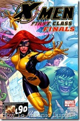 P00002 - X-Men First Class - Finals #2