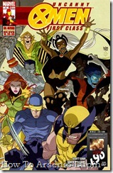 P00004 - Uncanny X-Men First Class #4