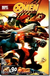 P00005 - Uncanny X-Men First Class #5