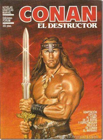 2011-05-15 - Conan - Novelas Graficas