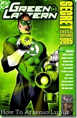 P00091 - Green Lantern Secret Files and Origins #90