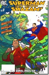 P00202 - 199 - Superman Shazam - First Thunder #2
