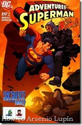 P00264 - 256 - Sacrificio 3 - Recuerdos - Adventures of Superman #642