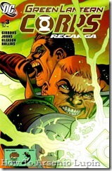 P00320 - 312 - Green Lantern Corps Recharge #3
