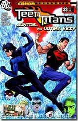 P00416 - 404 - Teen Titans #33