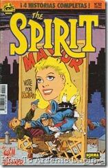P00052 - The Spirit #52