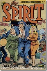 P00028 - The Spirit #28