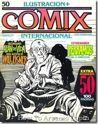 P00050 - Comix Internacional #50