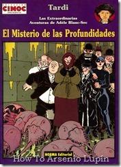 P00008 - Tardi - Adele Blanc Sec  - El misterio de las profundidades.howtoarsenio.blogspot.com #8