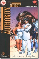 P00008 - The Authority v2 #8