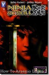 P00004 - Ninja Scroll #4