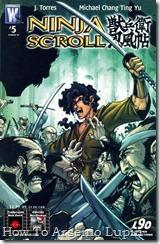 P00005 - Ninja Scroll #5