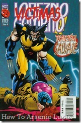 P00003 - Wolverine - Gambito - Victimas #4