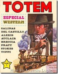 P00004 - Totem Extra 04 - Especial Western howtoarsenio.blogspot.com #1