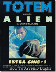 P00005 - Totem Extra 05 - Extral Cine  Alien el octavo pasajero.howtoarsenio.blogspot.com #1