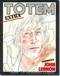 P00015 - Totem Extra  - Especial John Lennon.howtoarsenio.blogspot.com #15
