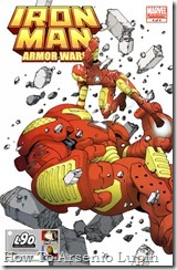 P00004 - Iron Man - Armor Wars howtoarsenio.blogspot.com #4