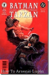 P00002 - Batman - Tarzan - Las garras de la gata howtoarsenio.blogspot.com #2