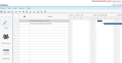 Free Web-Based Project Management Tool - Gantter