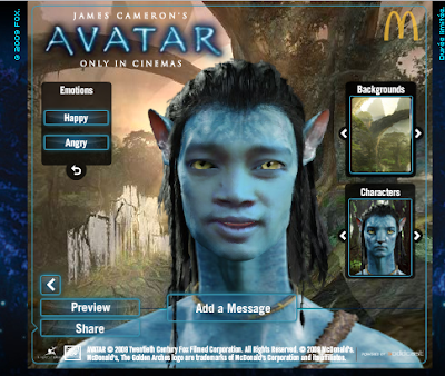 Create Your Own Avatar Character