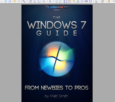 The Windows 7 Guide: From Newbies To Pros (eBook)