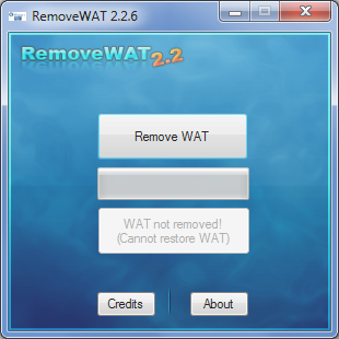 How To Remove Windows Activation Technologies Nag Screen