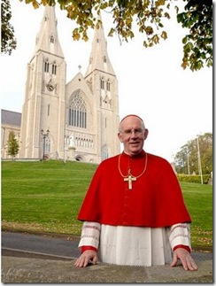 cardinal brady photo