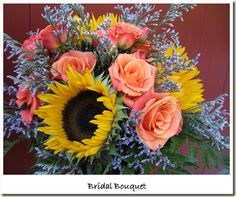 10.10.10 Bridal Bouquet
